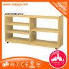 Multifunctional Wooden Shelf Kids Storage Furniture for Kindergarten