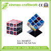 5.7cm Rubik Cube with Black Base for Promo Logo