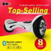 Wholesale 8 Inch 36V LED Light Bluetooth Two Wheel Smart 2 Wheel Electric Scooter
