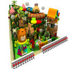 Attracted Pirate Ship Soft Indoor Playground Equipment for Children