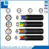 Low Voltage Aluminium Conductor PVC Insulated PVC Sheathed Power Cable