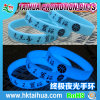 Custom Glow in The Dark Silicone Bracelet with Printed (TH-7094)