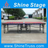 2*1m Aluminum Folding Stage 6.7*3.4ft