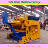 Medium Size Hydraulic Driving Movable Brick Machine From Fuda Machinery