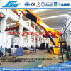 Electrical Hydraulic Telescopic Marine Crane 4t@30m