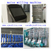30t Corn Flour Processing Machinery Maize Milling Plant