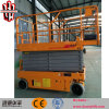Self-Propelled Scissor Mechanism Adjustable Height Work Platform Hydraulic Lifting Platform