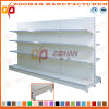 New Customized Steel Fixed Double Side Supermarket Shelving (Zhs499)