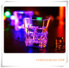 2015 Color Changing Promotional LED Cup Colorful Pub Party Carnival LED Flashing Cups 285ml Colorful LED Flash Cup (DC24011)