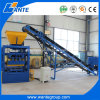 Wante Building Material Making Machine Semi Automatic Concrete Block Machine