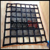 Ce ISO TUV SGS Approved Black Cargo Sling Net