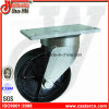 6 Inch Swivel Dustbin Castor with Waste Bin Wheel