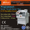 Boway A3 A4 520mm 9X8 Programs Control Paper Cutting Machine Cutter Guillotine