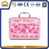 Aluminum Rose Box with Trays for Ladies (HB-2219)