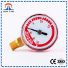 Wholesale Plastic Case High Precision Welding Pressure Gauge