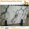 Olay Jade Polished Marble, Orchid Jade Stairs, Onxy, White Marble, Veins Marble (YY-MS197)
