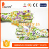 Ddsafety 2017 13 Gauge Flower Design Seamless PVC Dots Gloves