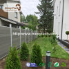 Outdoor Essentials Eco-Friendly Plywood Composite WPC Fence