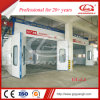 High Quality Used Auto Body Works Painting Line Booth with 3D Moveable Infrared Light