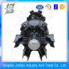 16t 6 Holes Trailer Axle Sales to Ghana
