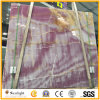 Purple/Ros Backlight Onyx for Background Wall Decoration