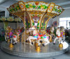12 Seats-B Revolving Horses Carousel for Amusement Park