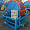 Zps-900 Tyre Shredder Car Truck Tires Crusher Tire Recycling Machine