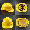 Security Products Vented Shell Safety Helmet (SH501)