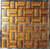 Strip Copper Mosaic, Metal Tilie Kitchen Mosaic A6YB018
