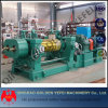 Xk-450 Rubber Mixing Mill with Stock Blender