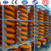 Mineral Processing Manganese Ore Gravity Spiral Chute Separator Machine