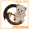 Custom Soft Enamel Bear Badge for Promotional (YB-MP-58)