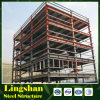 High Rise Steel Structure Prefabricated Building