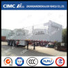 Cimc Hj Hot Sales High Tense Steel 3 Axles Stake Trailer