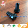 Black Powder Coating ABS Hexagon Nut Stopper