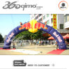 Super Advertising Blue Inflatable Red Bull Arch (BMAC75)