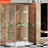 3-19mm Silkscreen Print/Acid Etch/Frosted/Pattern Safetytempered/Toughened Glass for Home, Hotel Bathroom/Shower /Partition with SGCC/Ce&CCC&ISO Certificate