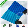 Blues OEM Plastic Panels Cutting Polycarbonate Sheets Solid Hollow Corrugated Boards