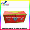 Newest Red Color Paper Printing Packaging Box