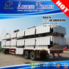 Bulk Cargo Transporting 2 Axles Side Wall Trailer for Bolivia