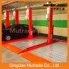 Hot Sale Ce Two Post Hydraulic Automatic Car Lift