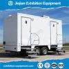 Mobile Temporary Luxury Porta Potty Toilets Trailer for Sale
