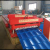 Full Auto Trapezoidal Profile and Corrugated Tile Roll Forming Machine for Roofing Sheet
