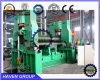 W11S-35X3000 Three Rollers Hydraulic Universal Rolling Machine for Plate Bending