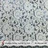 High Quality White Bridal Lace Fabric (M2160-MG)