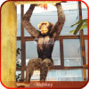 Animatronic Monkey 3D Models of Animals