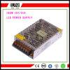 100W DC5V DC12V DC24V LED Power Supply, IP20 LED Driver 100W, Constant Voltage 5V 12V 24V 100W, 2 Years Warranty, aluminum Switching Power Supply