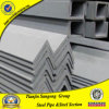 A36 Equal and Unequal Hot Rolled Mild Carbon Angle Steel Bar