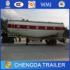 Triple Axle V Shape 50tons Bulk Cement Tanker
