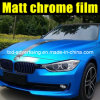 Blue Matte Chrome Film for Car Wrap